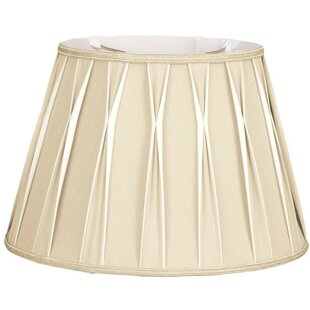 14.5 Silk/Shantung Empire Lamp Shade