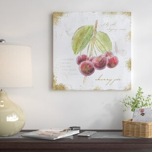 Etonnant U0027Garden Treasures IVu0027 Graphic Art Print On Canvas