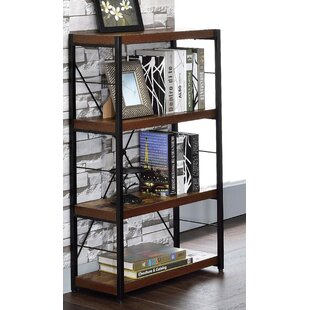 Rollison Etagere Bookcase by Millwood Pines Find
