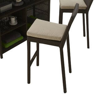 Westcott Patio Bar Stool with Cushion