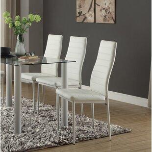 Lattin Upholstered Dining Chair (Set of 2)