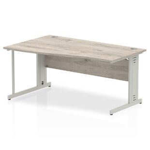 Zetta Executive Desk By Ebern Designs