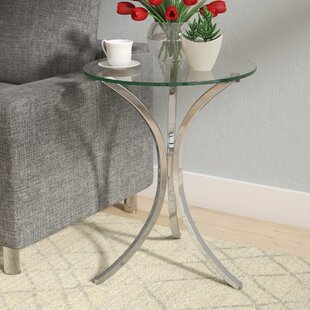 Oxbow End Table