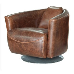 Lucy Swivel Club Chair
