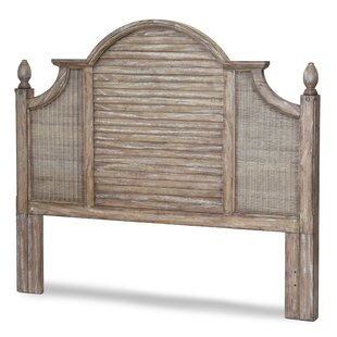 Mathews Panel Headboard by Bayou Breeze