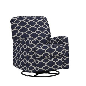 Sutton Trellis Reclining Swivel Glider