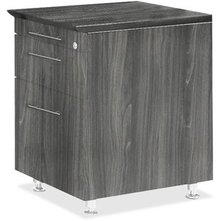 Mayline Group Medina 3-Drawer Vertical Filing Cabinet