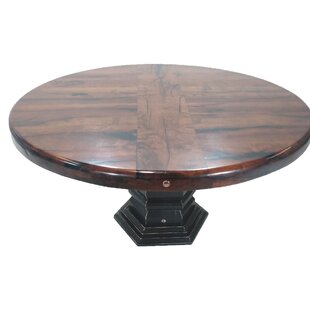 Humes Elegant Solid Wood Dining Table