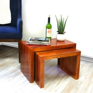 Harpster 2 Piece Nesting Tables by Winston Porter