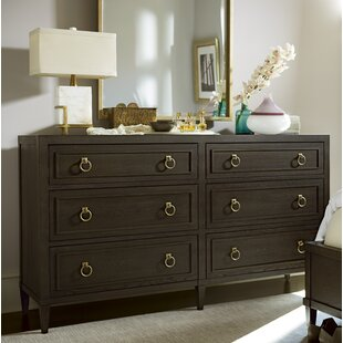 Garton 6 Drawer Double Dresser
