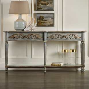 Hooker Furniture Gilded Console Table