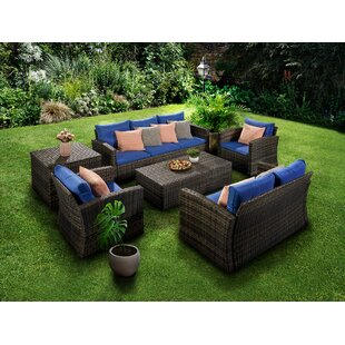 Bradninch 6 Piece Sofa Seating Group with Cushions by Orren Ellis