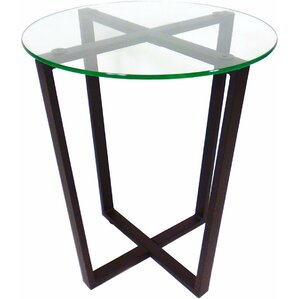 Metro Glass End Table by Mango..
