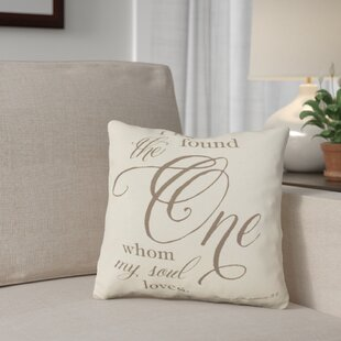 Hague Cotton Blend Throw Pillow