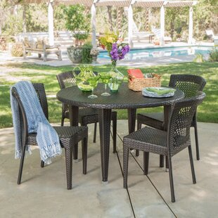 Westervelt 5 Piece Dining Set