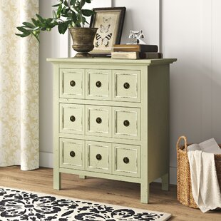Geremia 3 Drawer Accent Chest by Birch Lane™ Heritage