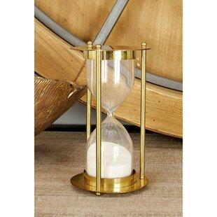 Brass Hourglass Wayfair