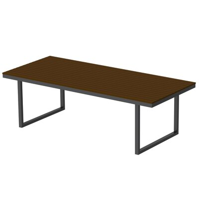 Alissa Rectangular 30 Inch Table by Longshore Tides Reviews
