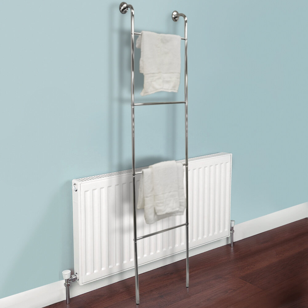 House Additions Wall Mounted Towel Rack & Reviews | Wayfair.co.uk