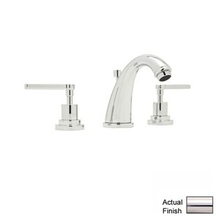 Rohl Avanti Widespread Bathroom Faucet with Drain Assembly