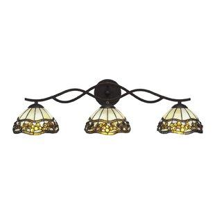 Steinway 3-Light Vanity Light by Millwood Pines