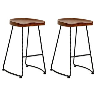 26 Bar Stool (Set of 2) by Mod Made