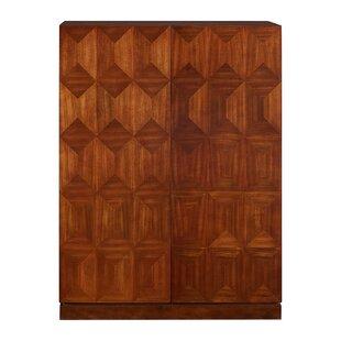 Workman 2 Door Accent Cabinet by World Menagerie