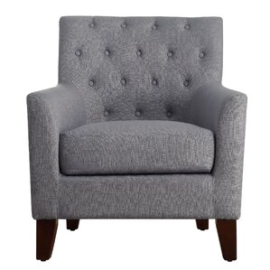 Awesome Jill Tufted Arm Chair