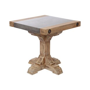 Affordable Price Colleyville End Table by Gracie Oaks