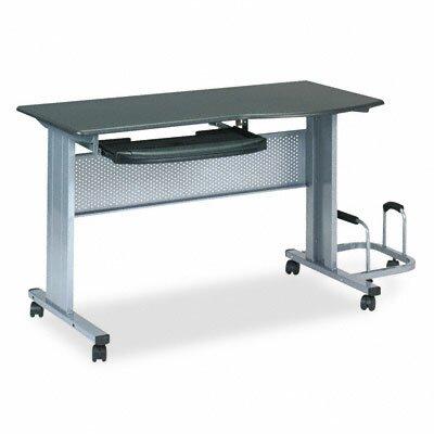 Mobile Worktable Computer Desk