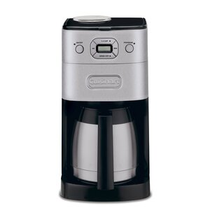 10 Cup Thermal Coffee Maker