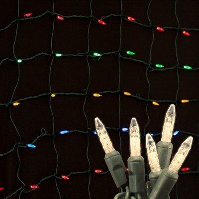 Queens of Christmas 108 Light LED Net Light