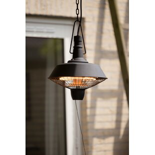 Review Olivia Electric Patio Heater