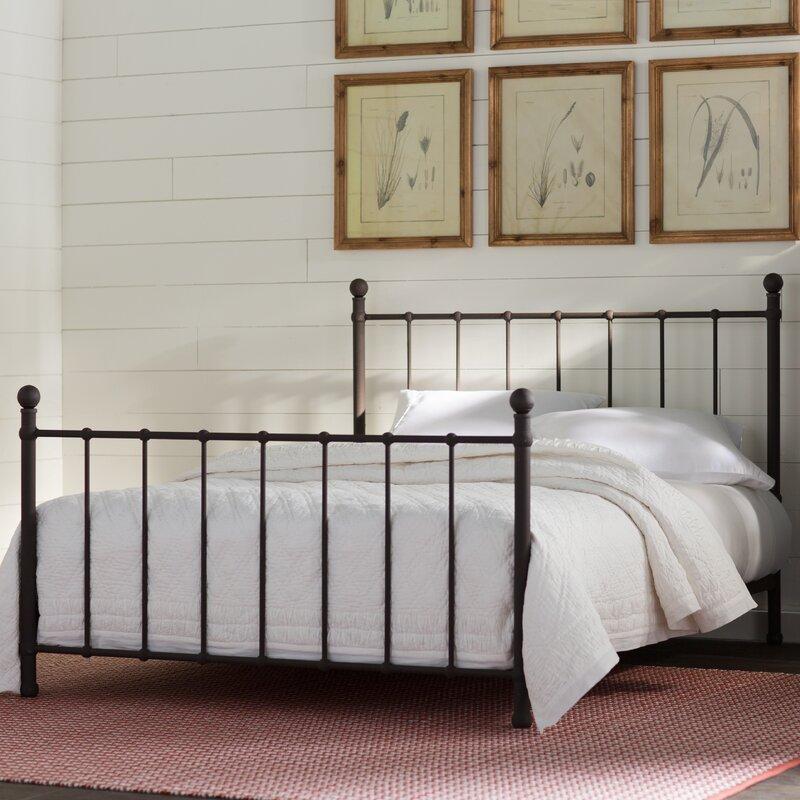 Eleanore Full Double Platform Bed