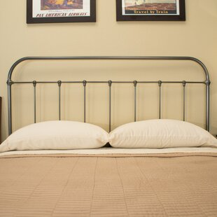 Glenbrook Slat Headboard by Benicia Foundry and Iron Works