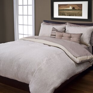 Brayden Studio Heald Pacific Duvet Cover Set