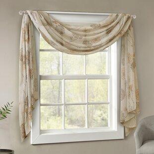 Window Scarves Youll Love In 2019 Wayfair