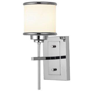 Ironwood 1-Light LED Bath Sconce by Mercer41