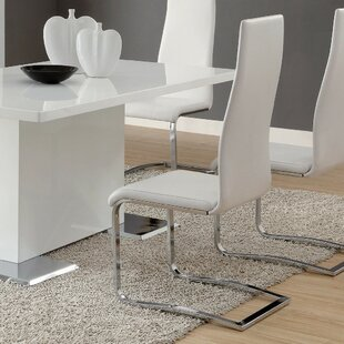 Modern Upholstered Dining Chair (Set of 4..