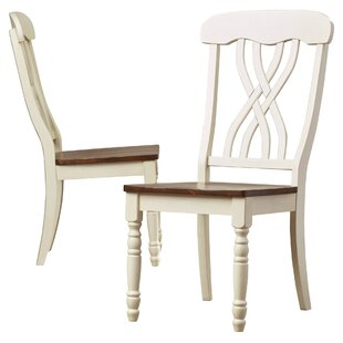 Chipps Solid Wood Dining Chair (Set of 2)