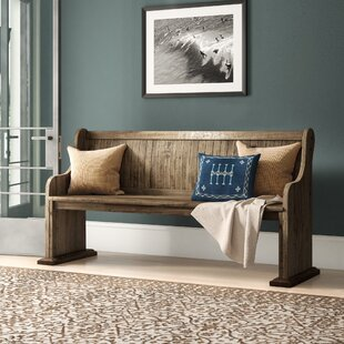 West Point Wood Bench by Greyleigh