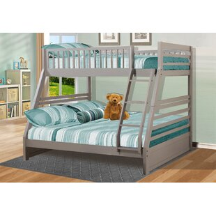 Compare Twin over Full Bunk Bed by Wildon Home® Reviews (2019) & Buyer's Guide