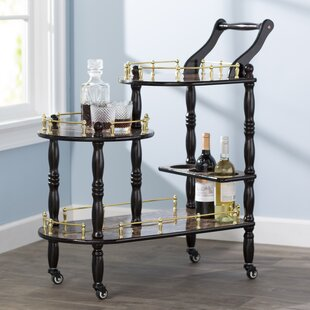 Kellam 3-Tier Bar Cart by ..