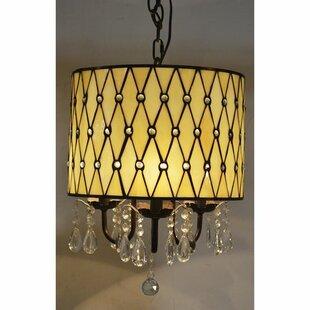 Warehouse of Tiffany Avalyn 3-Light Pendant