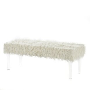 Roesler Glam Bench by Mercer41 2019 Online