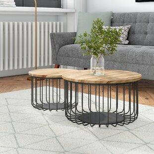 Howton 2 Piece Coffee Table Set By Brayden Studio