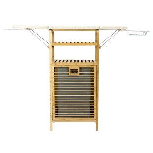 Best Choices Bamboo Laundry Hamper ByHighland Dunes
