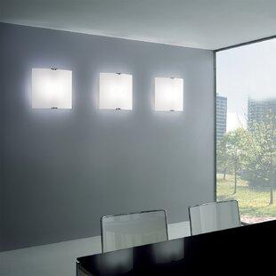 Selis 1-Light LED Flush Mount By Leucos