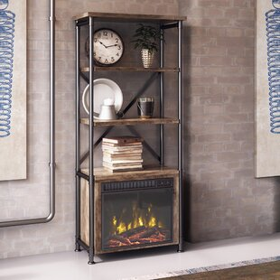 Bailys Etagere Bookcase by Loon Peak