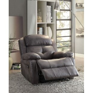 Best Price Ilkest Manual Glider Recliner by Darby Home Co Reviews (2019) & Buyer's Guide